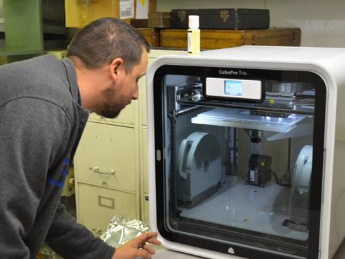 3D printer 2014