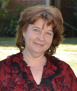 Professor of Mathematics, Elena Goloubeva