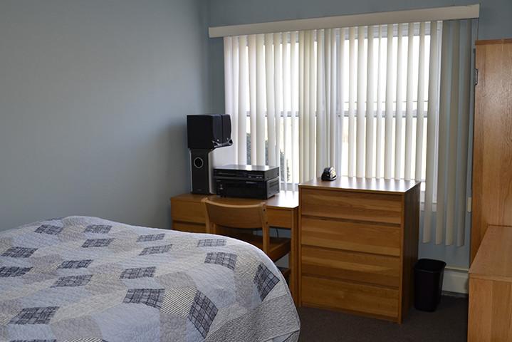 Motley Hall - Co-ed Dorms