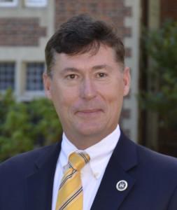 Webb Institute Professor Rick Royce
