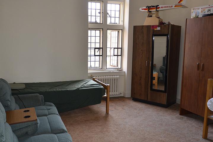 Stevenson Taylor Hall Men's Dorm