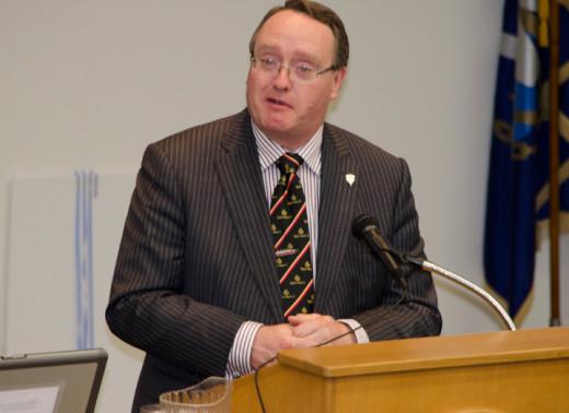 Dr. Stephen Payne