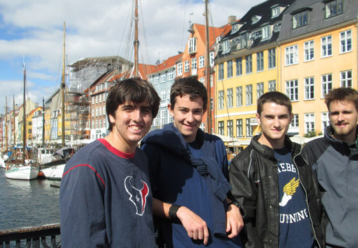 Southampton Study Abroad