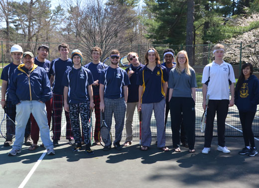 Webb Institute Tennis Team