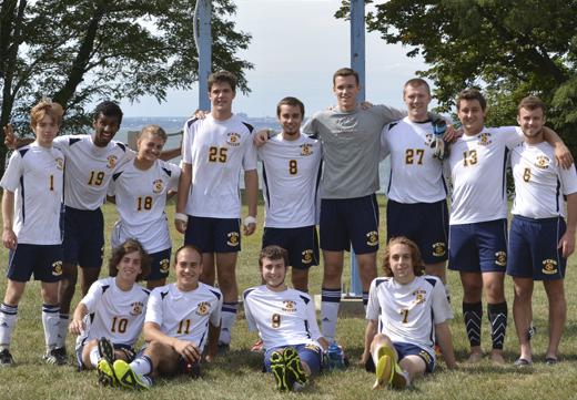 Webb Soccer Team 2015