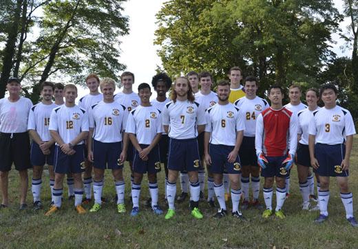 Webb Soccer Team 2016