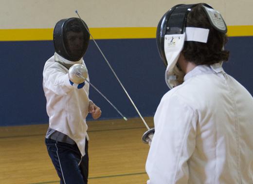 Webb Institute Fencing Club