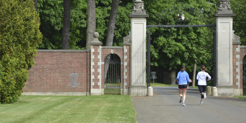 Webb Institute Main Gate