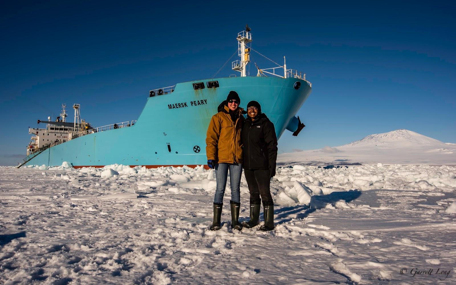 Sophomores-in-Antarctica