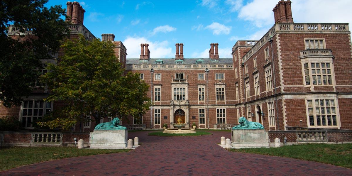 Stevenson Taylor Hall at Webb Institute