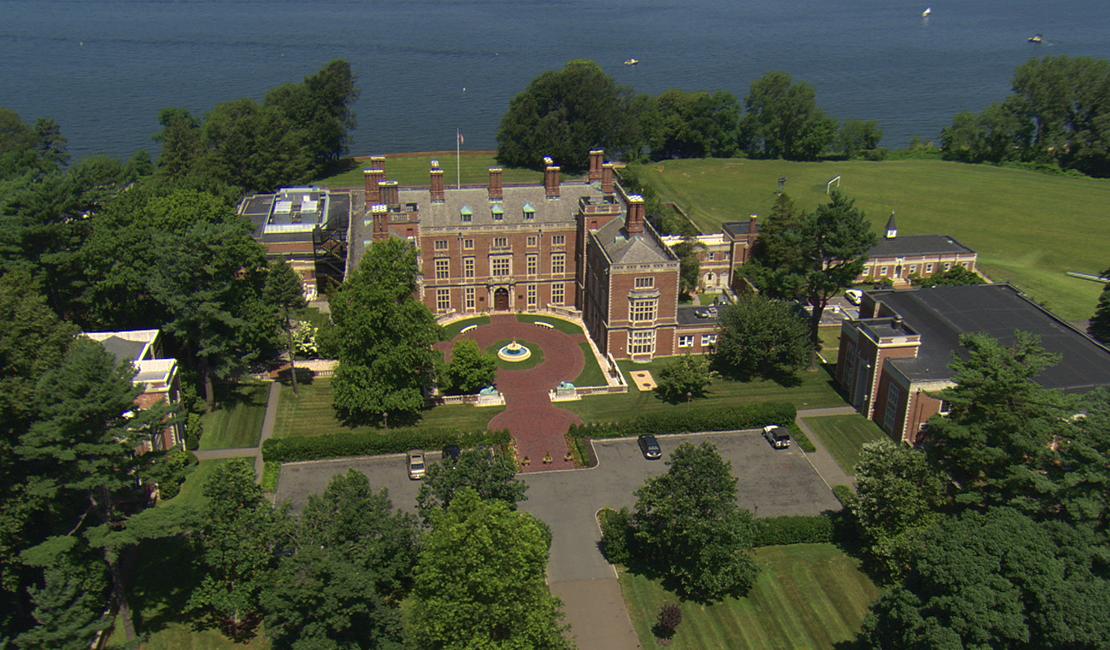 Webb-Campus-Aerial