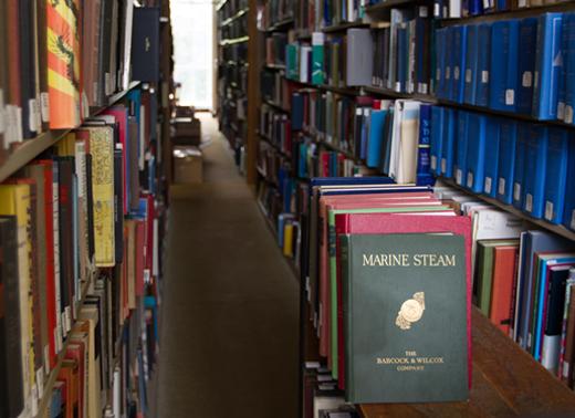 Livingston Library Books