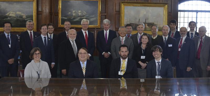 Webb Institute Board of Trustees 2018