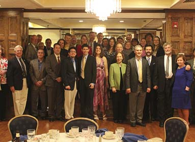 Webb Institute Regional Event
