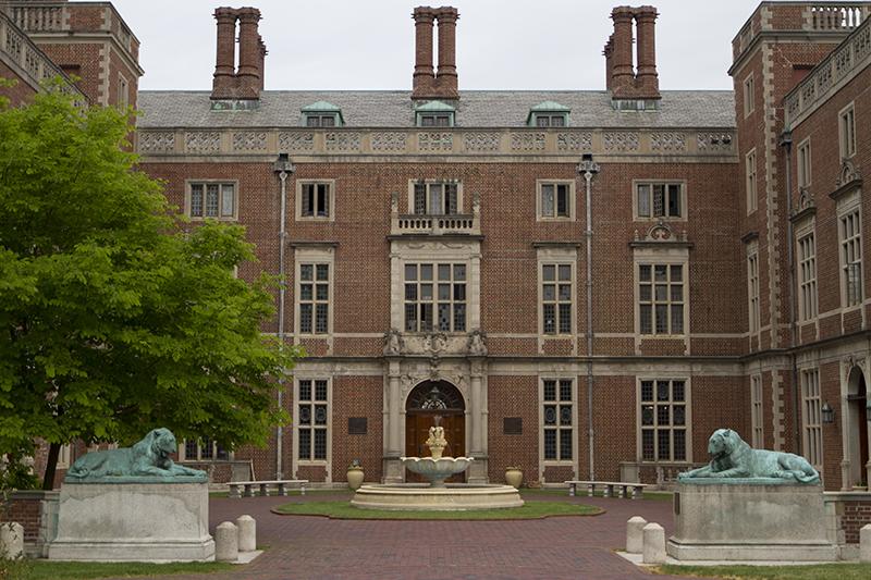 Webb Institute Stevenson Taylor Hall