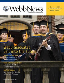 Webb News - Fall 2009