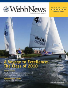 Webb News - Summer 2010