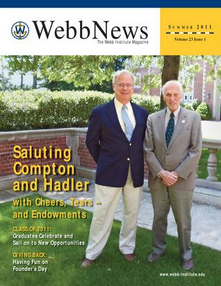 Webb News - Summer 2011