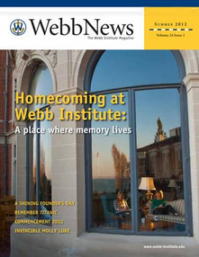 Webb News - Summer 2012
