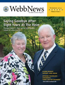 Webb News - Summer 2013