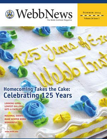 Webb News - Summer 2014