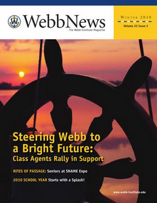 Webb News - Winter 2010