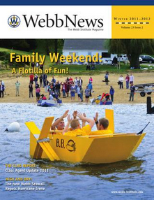 Webb News - Winter 2011