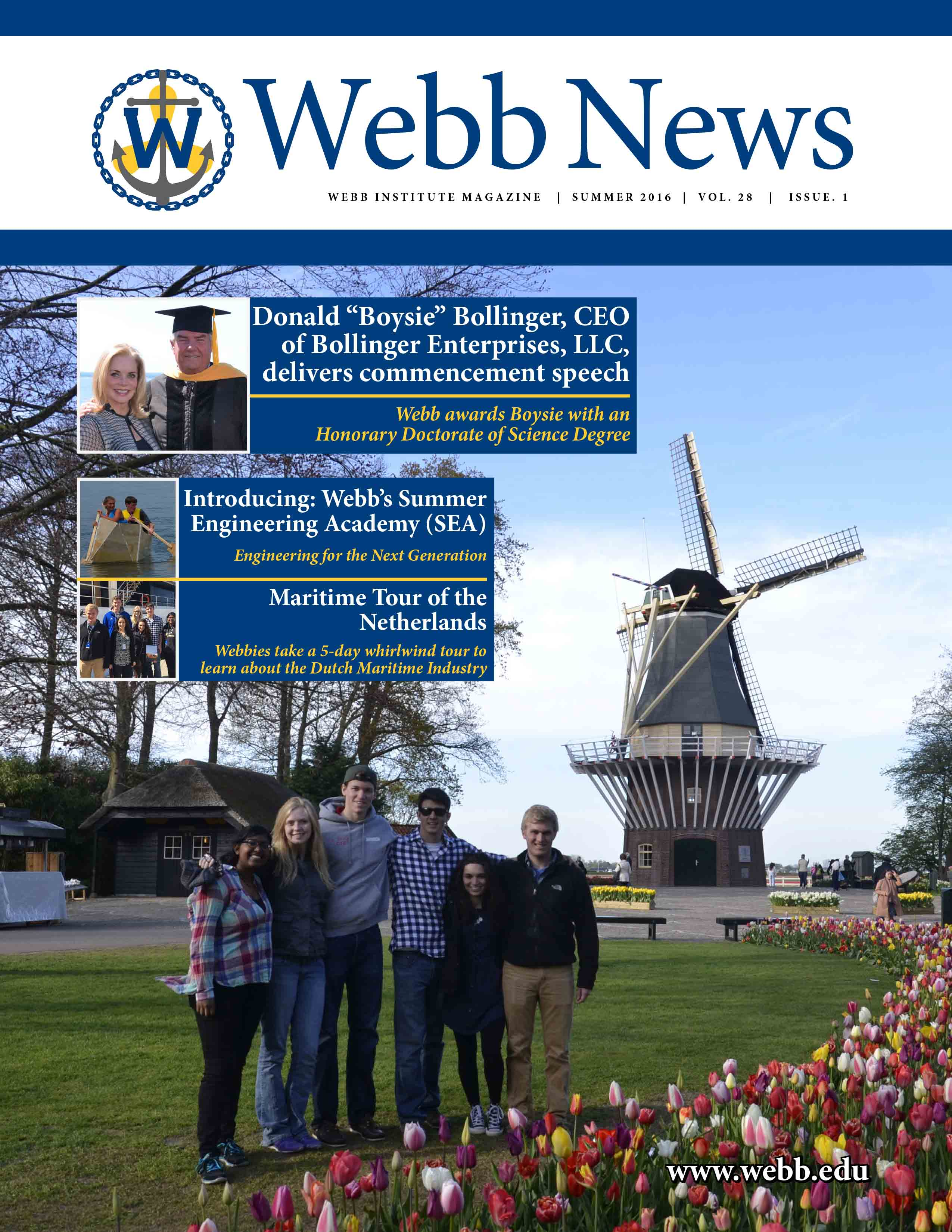 Webb News Summer 2016