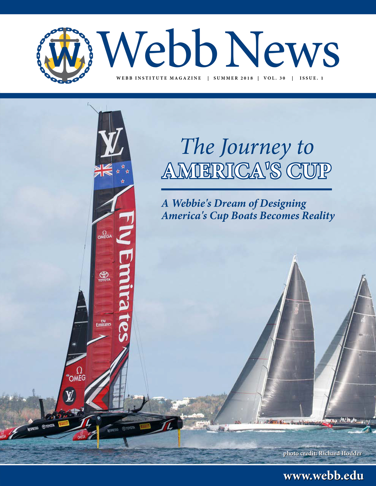 Webb News Summer 2018