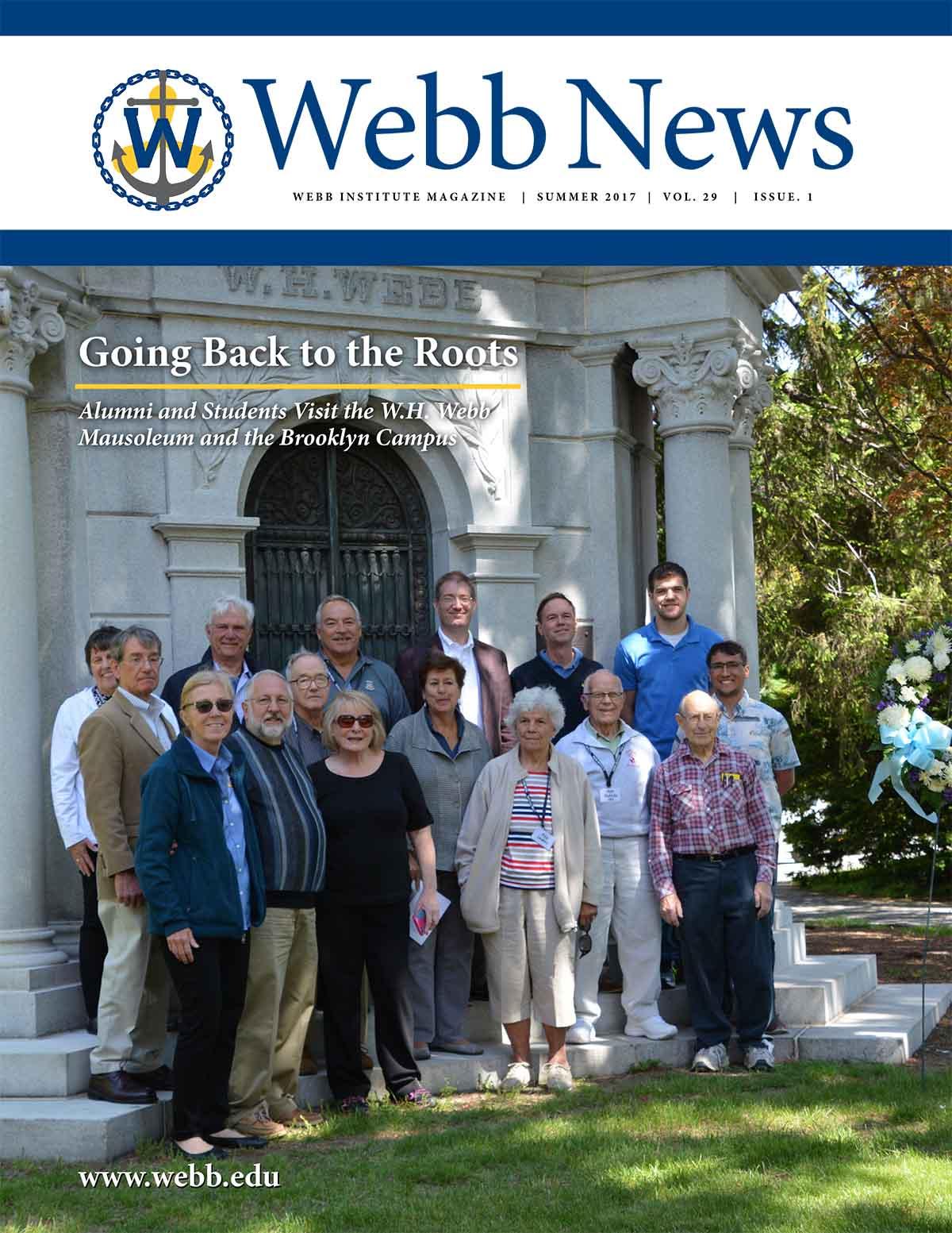 Webb News Summer