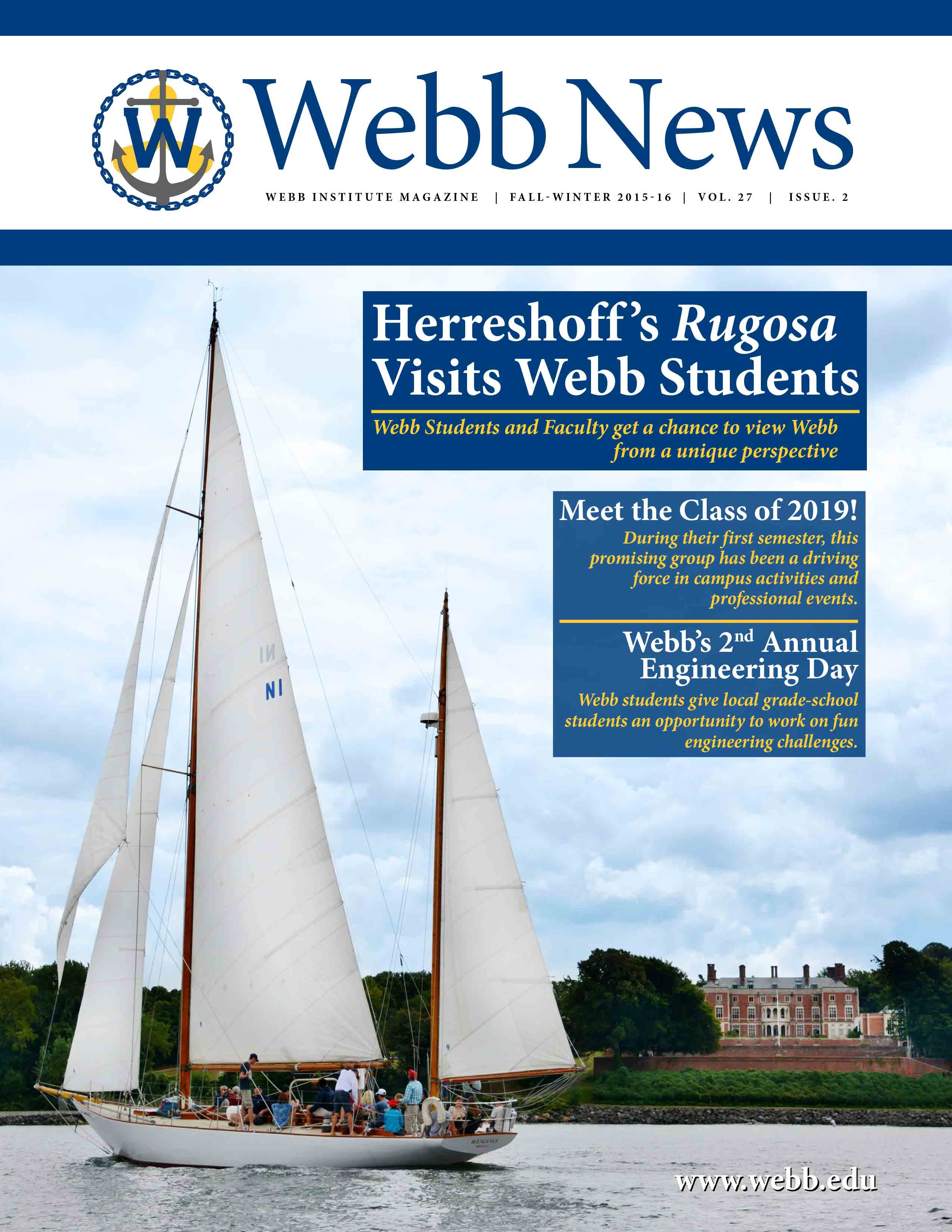 Webb News_Winter 2015-16