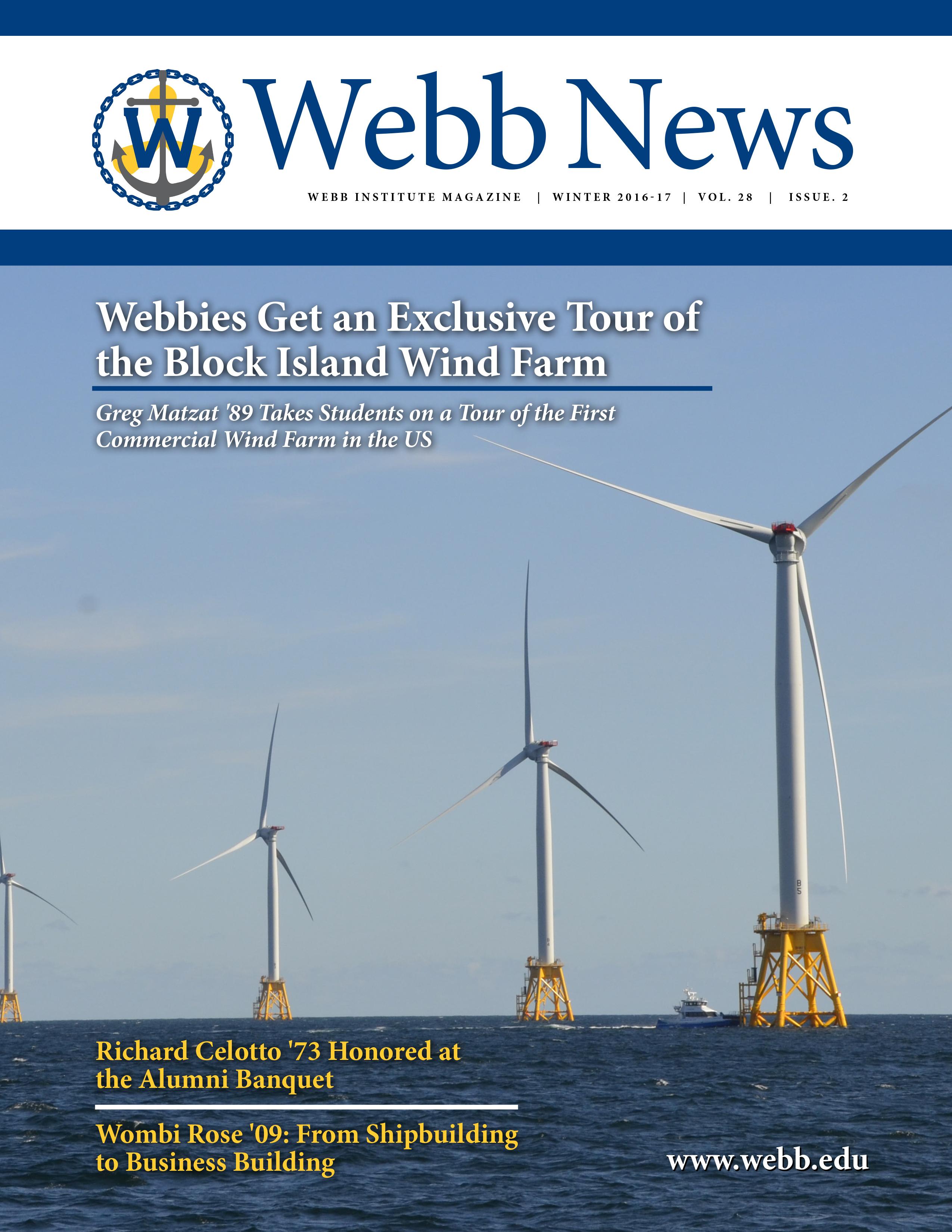 Webb News_Winter 2016-17_cover