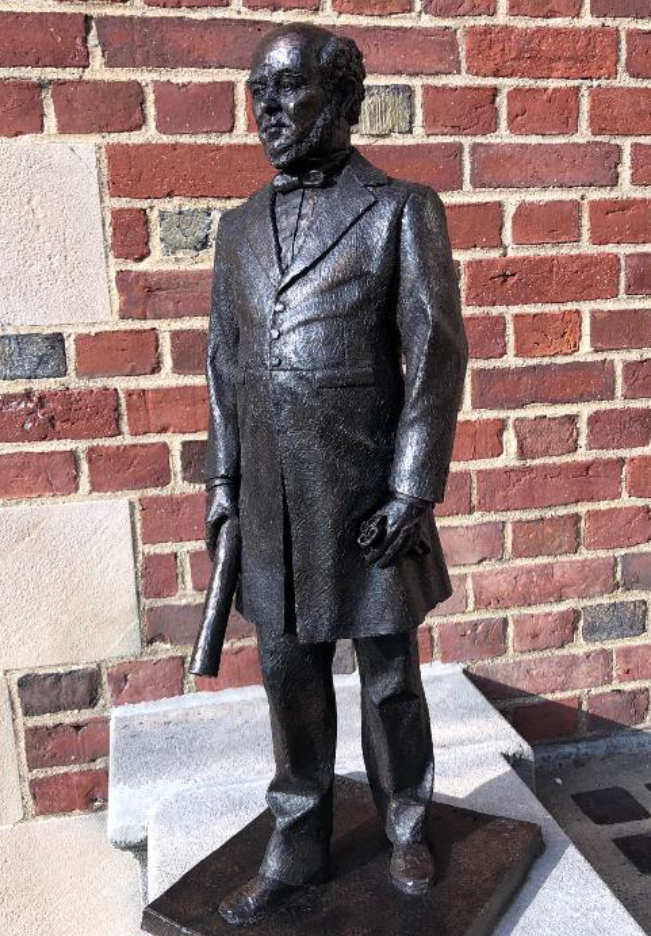 William Webb Statue