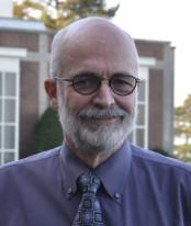 Marine Engineering Professor, Benjamin Scott