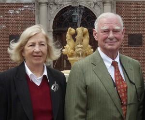 Harold and Marguerite Lenfest