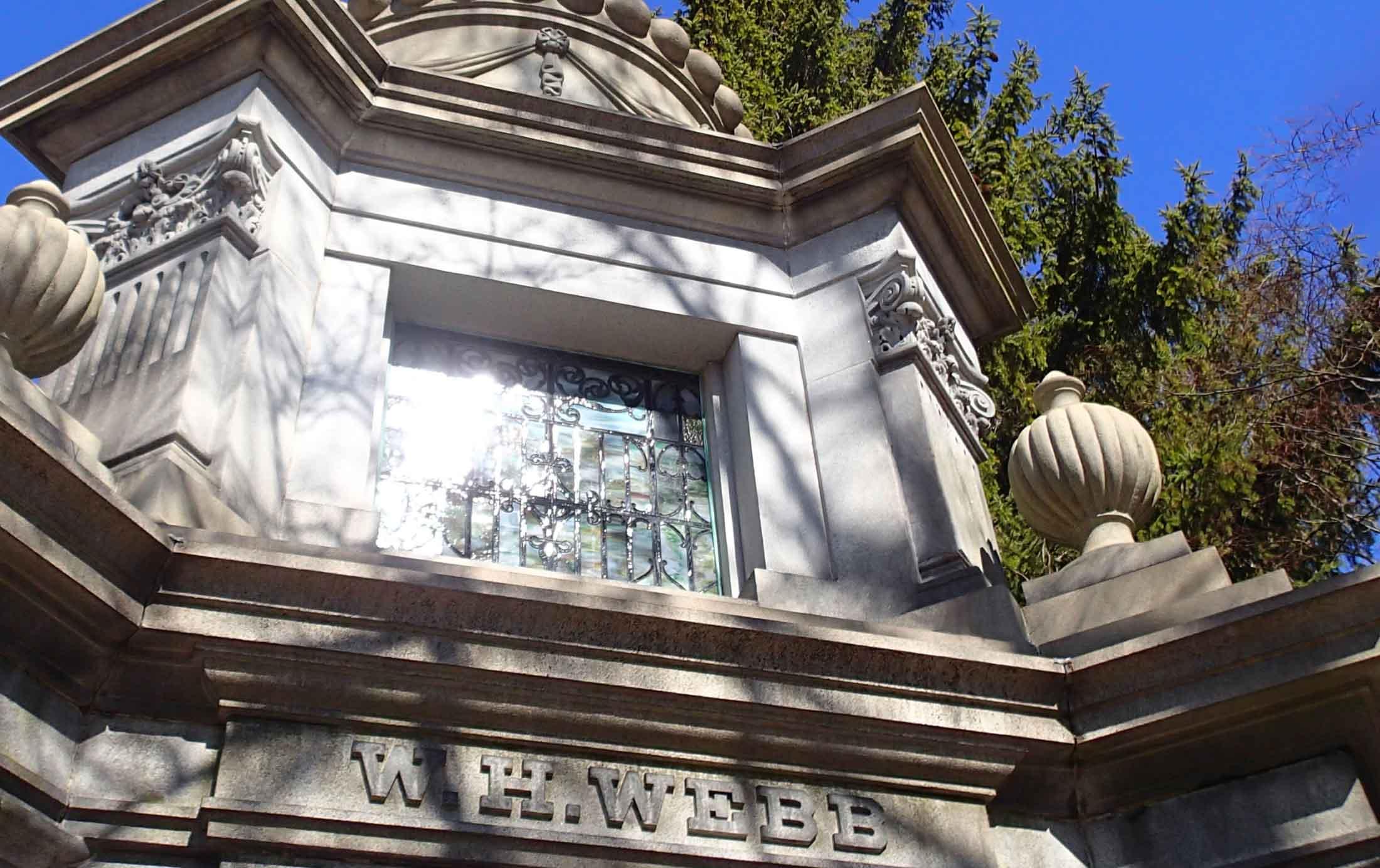 William Webb Mausoleum