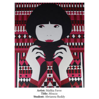 Abrianna Reddy – Misuxu