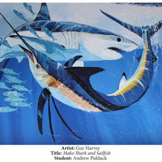 Andrew Pidduck – Shark