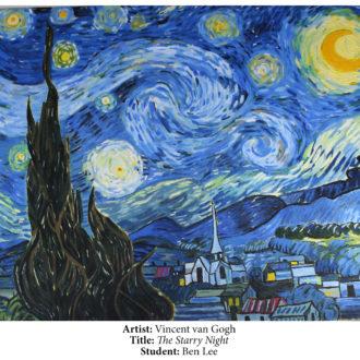 Ben Lee- Starry Night