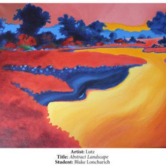 Blake L – Abstract Landscape