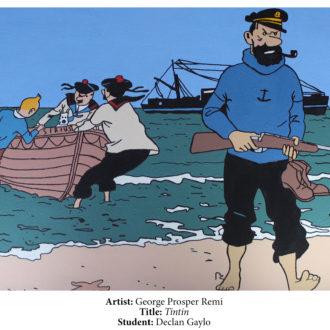 Declan Gaylo – Tintin