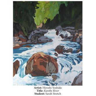 Sarah Stretch – River