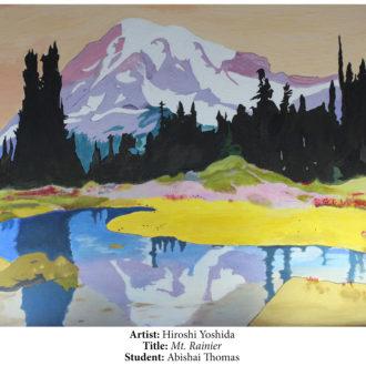 abi thomas – Mt Rainier