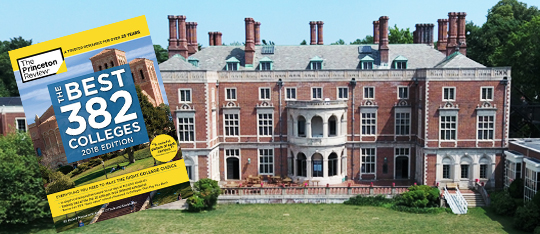 Webb Institute Featured in The Princeton Review Book The