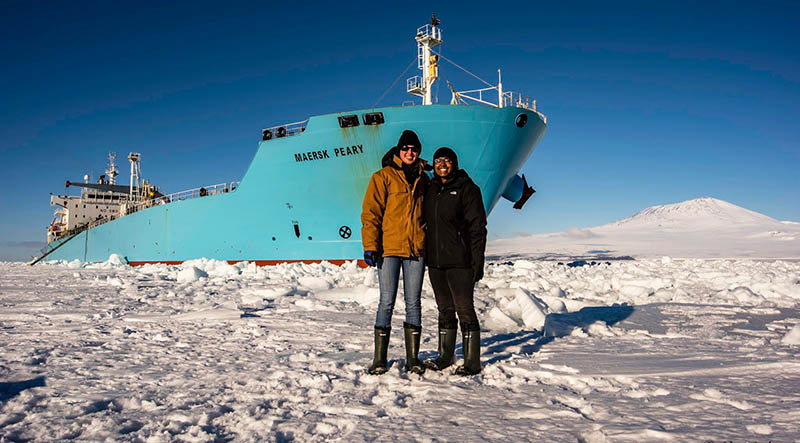 Winter Work Term - Antarctica