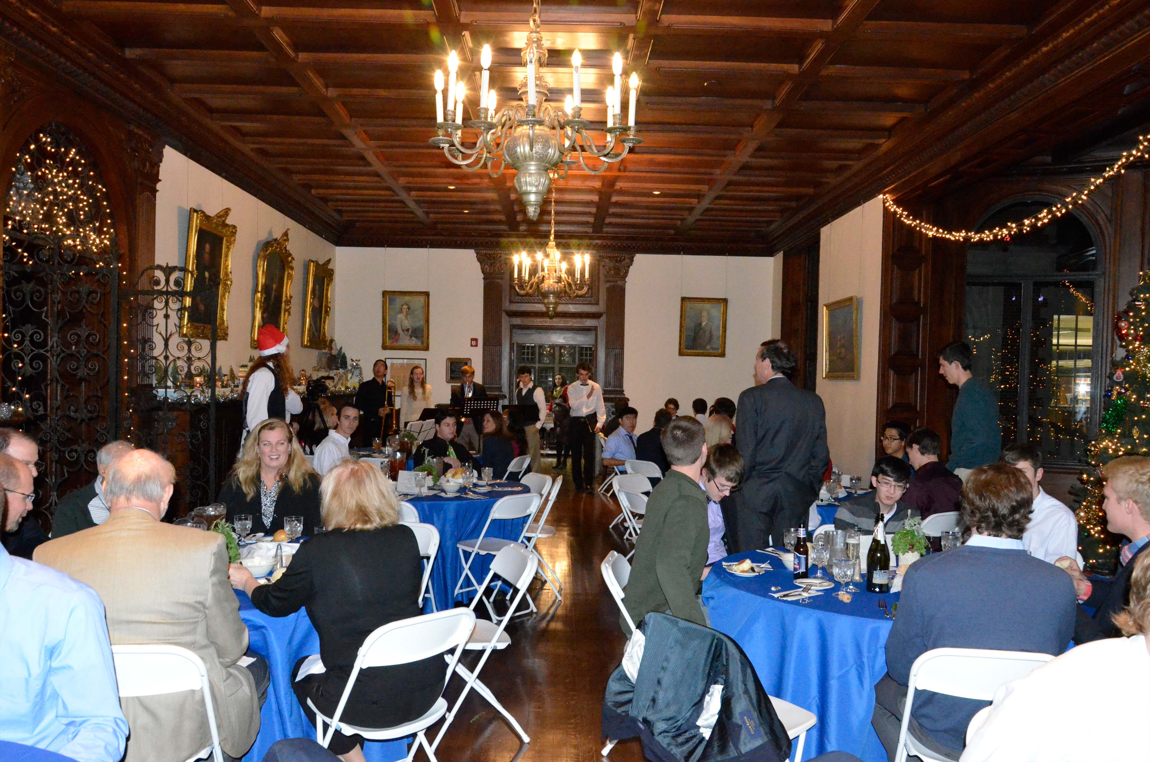 Webb Institute Holiday Dinner