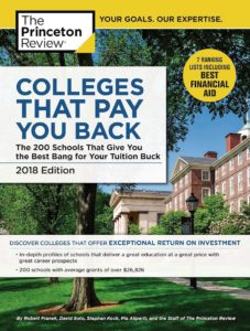 Colleges that pay you back