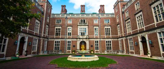 Stevenson Taylor Hall - Webb Institute