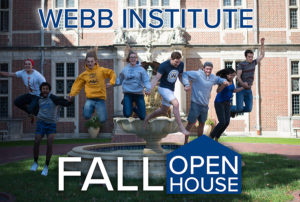 Register Today for Webb's Open House!