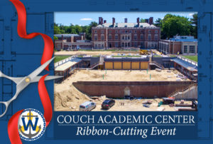 Webb Academic Center Ribbon Cutting - October 26-2019